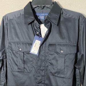 Ralph Lauren Tops - Ralph Lauren Golf Black Button Up Long Sleeve Top